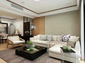 整体设计为极简台湾现代风格