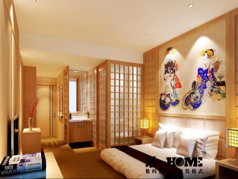 打造出一个日式家